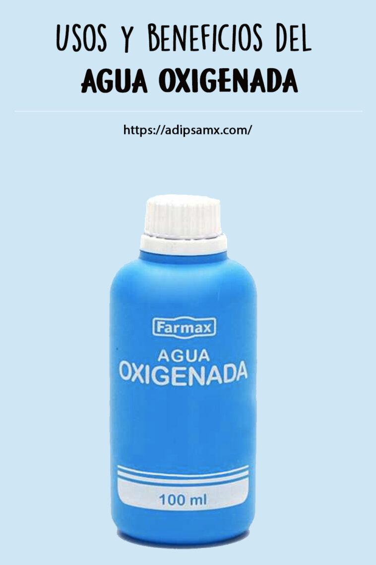 Usos Y Beneficios Del Agua Oxigenada